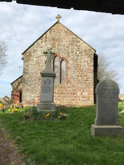 St John the Evangelist's Church, Crosscanonby