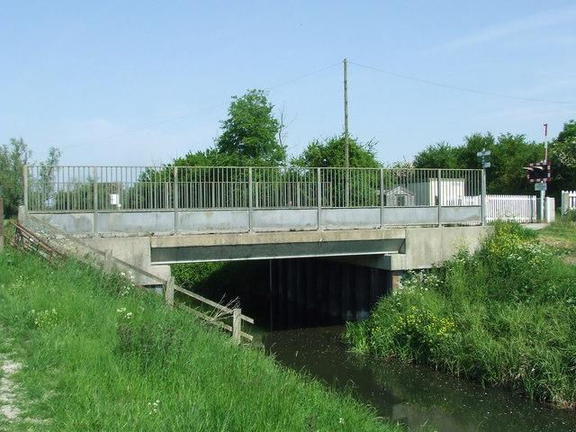 Bridge Across Soham Lode