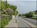 SE2534 : Traffic camera on Stanningley Road by Stephen Craven
