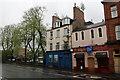 NO1123 : Derelict buildings by Hugh Venables