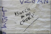 TG2208 : Burch in the Church by Evelyn Simak