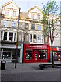 ST3187 : British Heart Foundation Cymru charity shop, Newport city centre by Jaggery