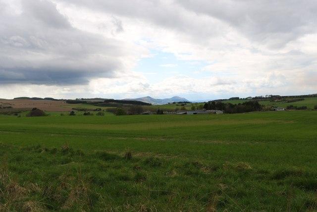 Farmland near Bishop Sharp's Road