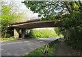 ST2992 : Southeast side of Pentre Lane bridge, Cwmbran by Jaggery