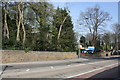 SK5743 : Entrance to Hopewood Hospital from Mansfield Road by Luke Shaw