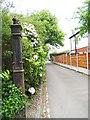 SD7411 : Driveway to Longsight Lodge by Philip Platt