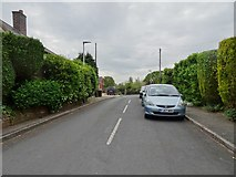 SO9095 : Rylands Drive by Gordon Griffiths
