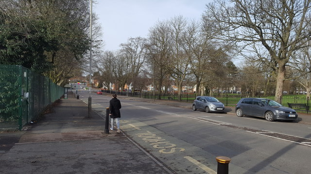 Imperial Avenue, Leicester