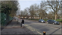 SK5603 : Imperial Avenue, Leicester by Peter Mackenzie