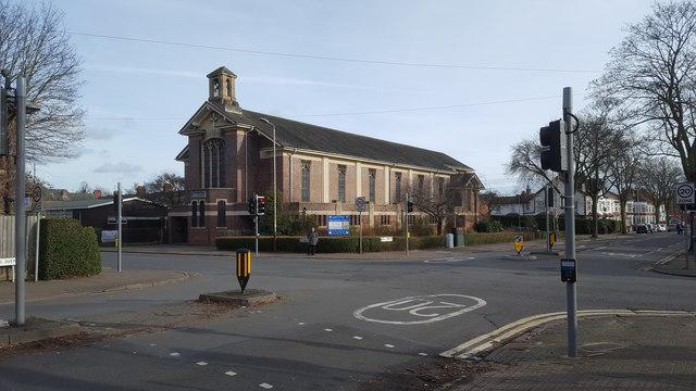 Holy Apostles' Church