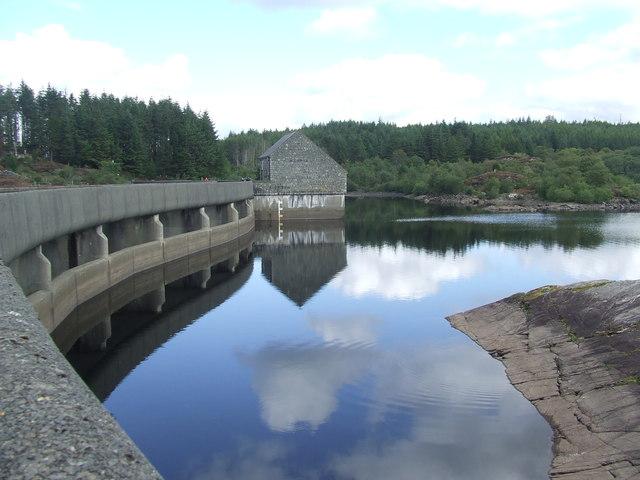 Trawsfynydd Dam