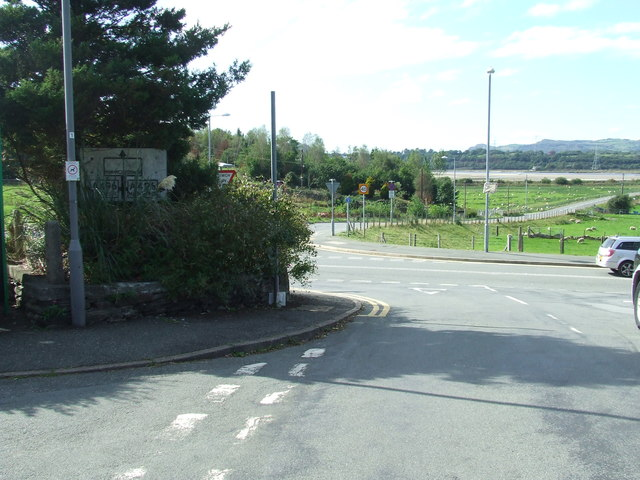 Old Pre-Worboys Direction Sign