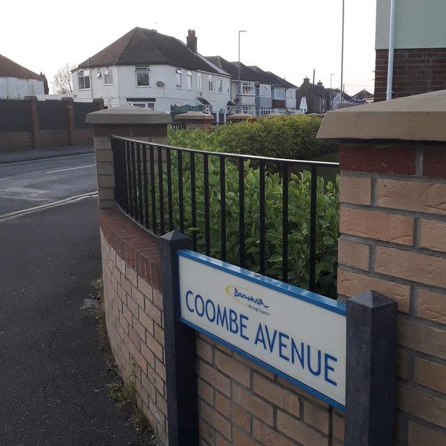 Ensbury Park: Coombe Avenue