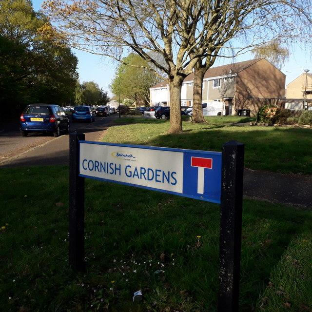 Ensbury Park: Cornish Gardens