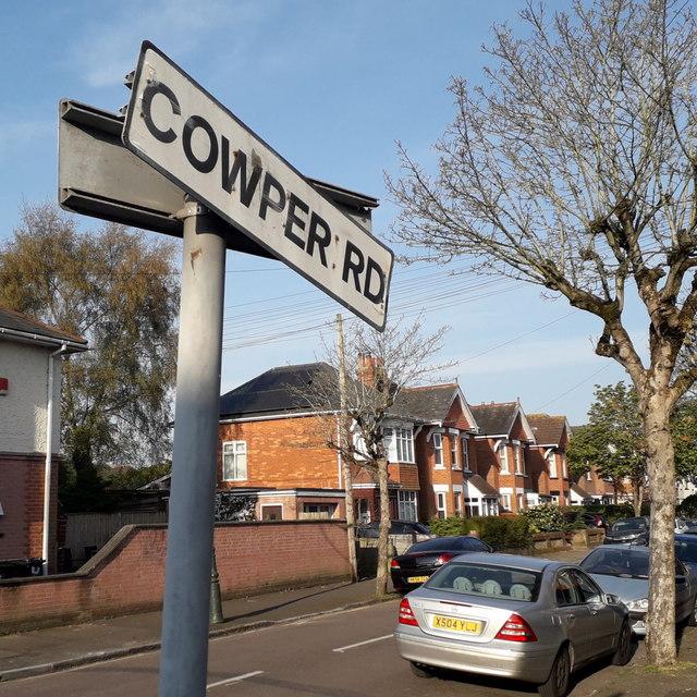 Moordown: Cowper Road