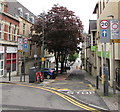 ST3187 : Pedestrianised part of Charles Street, Newport by Jaggery
