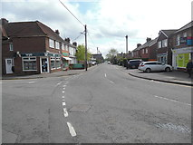 SP8700 : High Street, Prestwood looking East by David Hillas