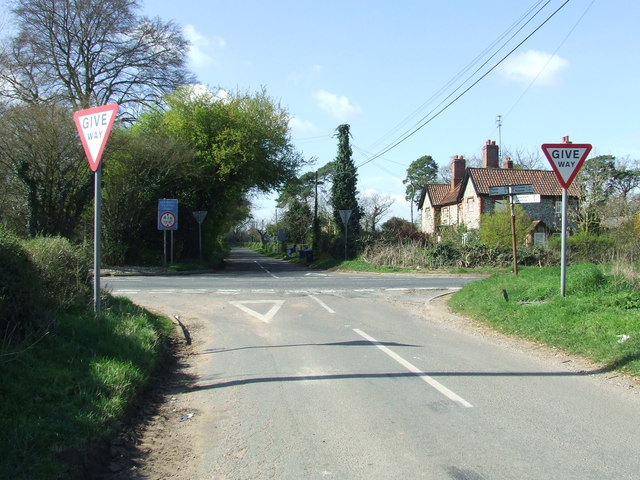 Looking Along The Icknield Way
