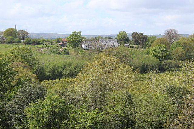 Llys Pentwyn-Uchaf Farm, Oakdale