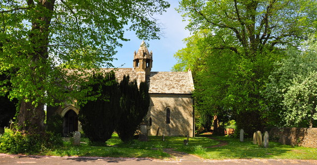 St Mary's Church, Acton Turville, Gloucestershire 2020
