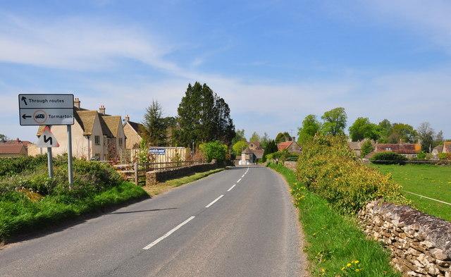 Burton Road, Acton Turville, Gloucestershire 2020