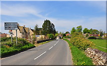 ST8080 : Burton Road, Acton Turville, Gloucestershire 2020 by Ray Bird
