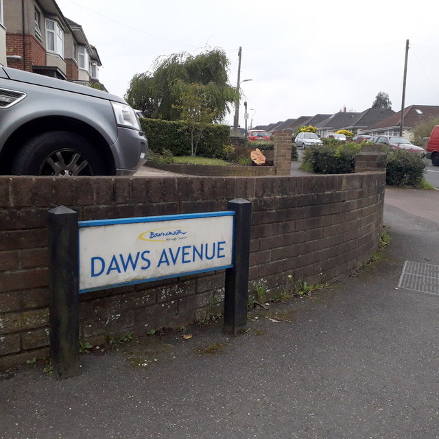 East Howe: Daws Avenue
