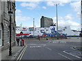 NJ9406 : Northlink Ferry, Aberdeen harbour by Stephen Craven