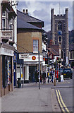 SU7682 : Market Place and Hart Street, Henley on Thames by Stephen McKay