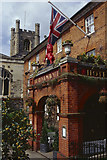 SU7682 : Red Lion Hotel, Henley on Thames by Stephen McKay