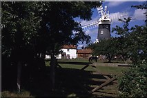 TF7632 : Great Bircham Windmill by Colin Park