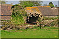 ST8080 : Old Stone Shed, Hollybush Farm, Acton Turville, Gloucestershire 2020 by Ray Bird
