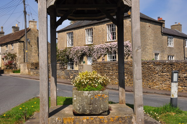 The Wellhead, Acton Turville, Gloucestershire 2020