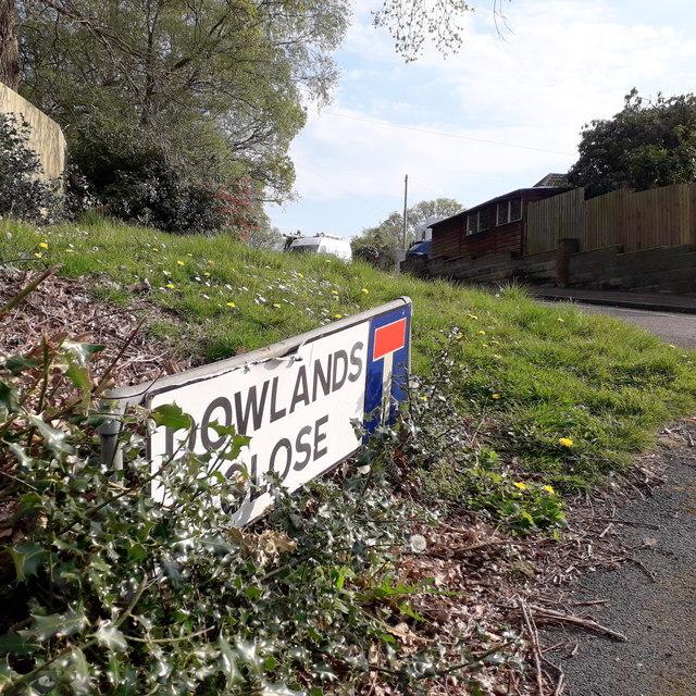 East Howe: Dowlands Close