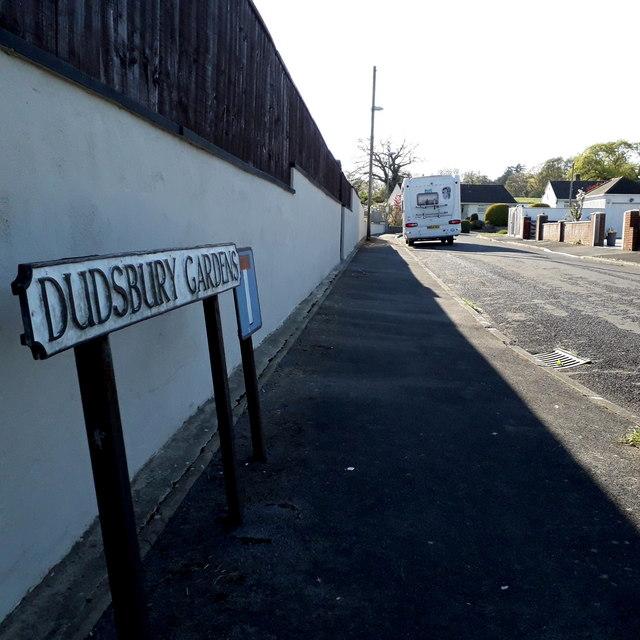 West Parley: Dudsbury Gardens
