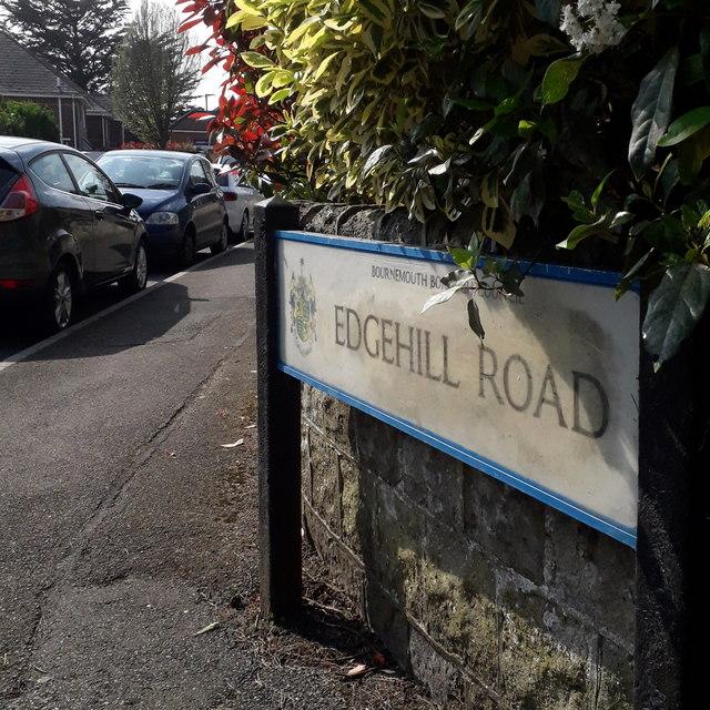Winton: Edgehill Road
