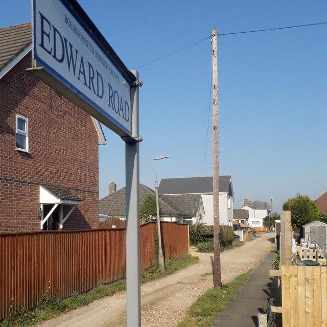 East Howe: Edward Road