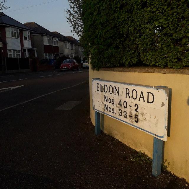 Ensbury Park: Eldon Road