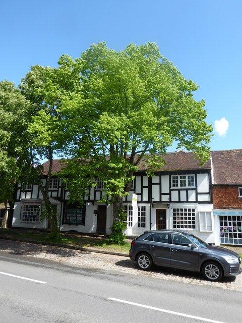 Business property to let in the High Street
