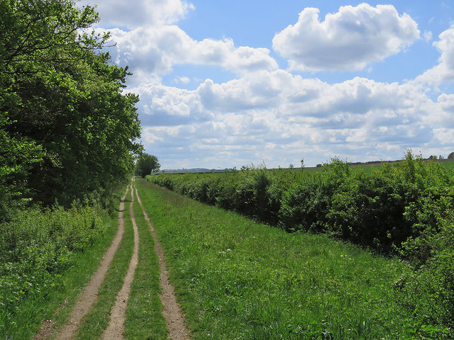 On The Roman Road in early May