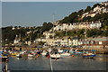 SX2553 : Looe Harbour by Richard Croft