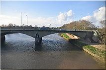TQ1774 : Twickenham Bridge by N Chadwick
