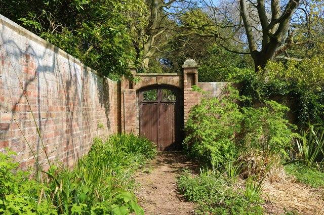The Walled Garden, Silverburn Park