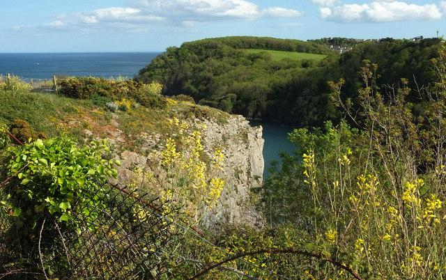 Edge of Walls Hill