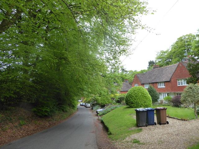Houses in Scotland Lane