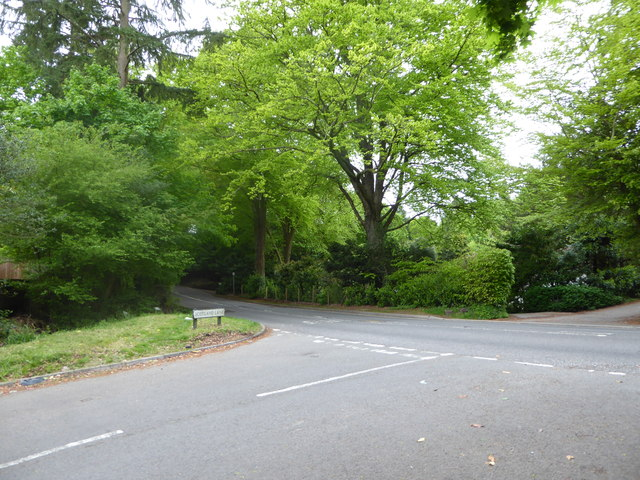 Junction of Scotland Road and Midhurst Road