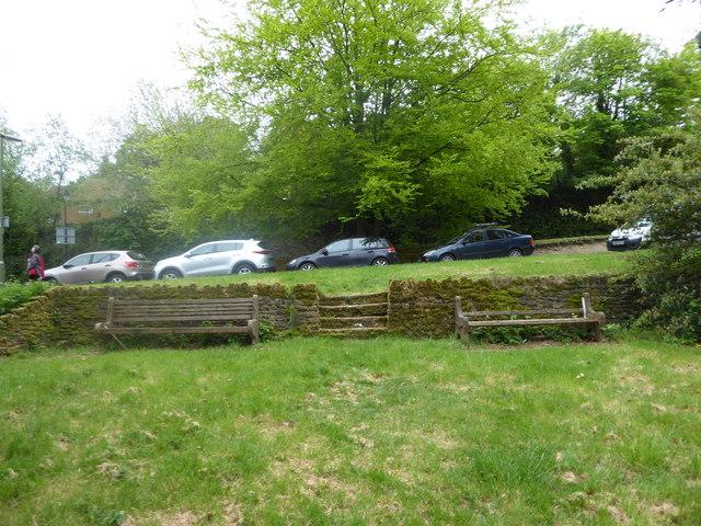 Seats on Shepherds Hill