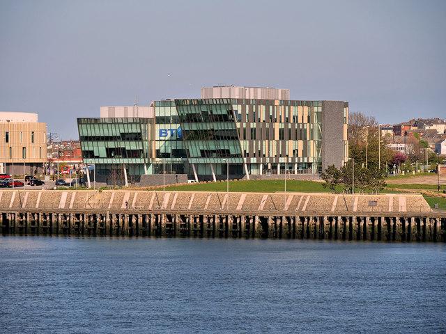 BT Business Centre, Harton Quay, South Shields
