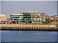 NZ3567 : BT Business Centre, Harton Quay, South Shields by David Dixon
