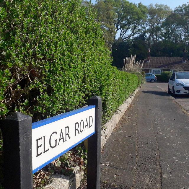East Howe: Elgar Road